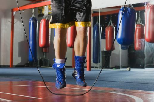 Baletki dla boksera - foto