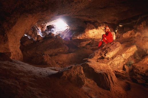 W najciekawszych jaskiniach Europy - foto