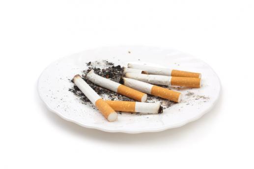Nikotyna i jej wpływ na zdrowie człowieka - foto