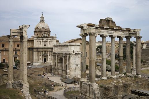 Rzymska armia - foto