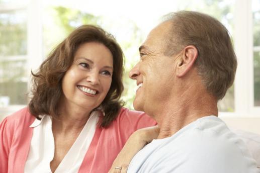 Dialog małżeński - foto