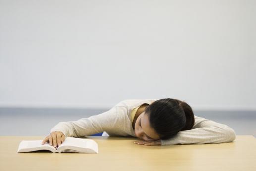 Jak okiełznać szkolny stres - foto