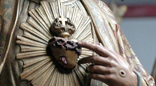 Serce Boga dla świata - foto