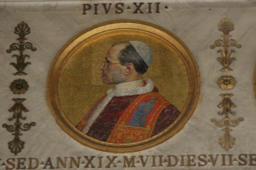 Moje katolickie dzieciństwo imłodość. Pius XII (1939-1958) - foto