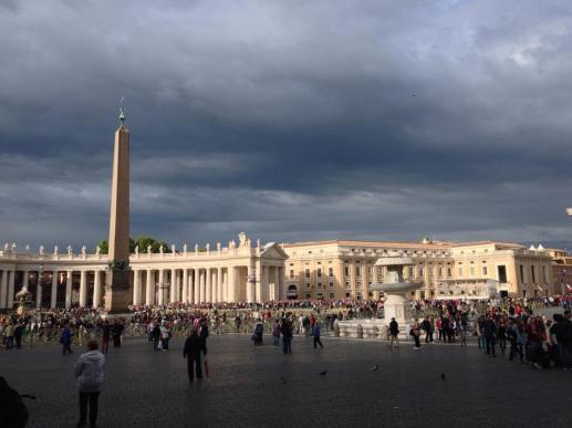 Dom Papieża - foto