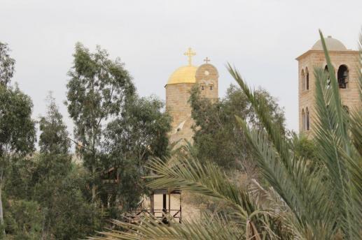 Z życia Najświętszej Maryi Panny. Chrzest Pana Jezusa w Jordanie - foto
