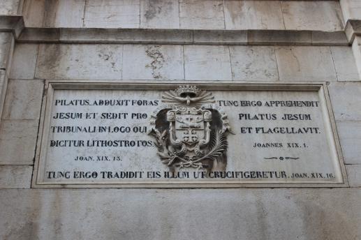 Droga Krzyżowa Rzymskiego legionisty i Poncjusza Piłata - rozważania - foto