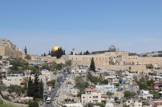 Historia i los po trzykroć świętego miasta - foto