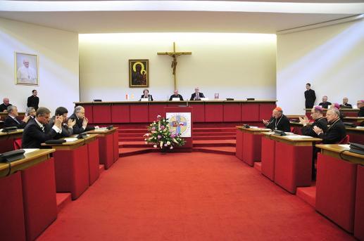 Oświadczenie po spotkaniu z przedstawicielami MEN w dniu 6 listopada 2012 r.  - foto