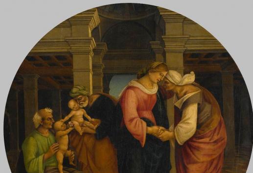 Cud narodzin Jana Chrzciciela - foto