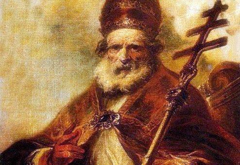 Św. Leon Wielki - papież i doktor Kościoła - foto