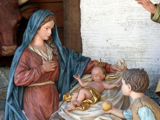 Przychodzi czas Narodzenia... - foto