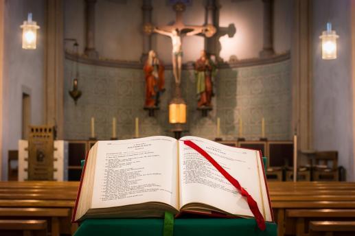 Ogólne wprowadzenie do Mszału Rzymskiego 2002 - Institutio generalis Missalis Romani 2002 - foto