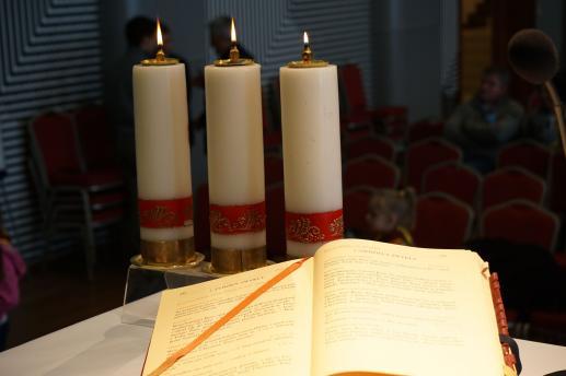 Instrukcja Episkopatu Polski w związku z wydaniem nowego mszału ołtarzowego (1987) - foto