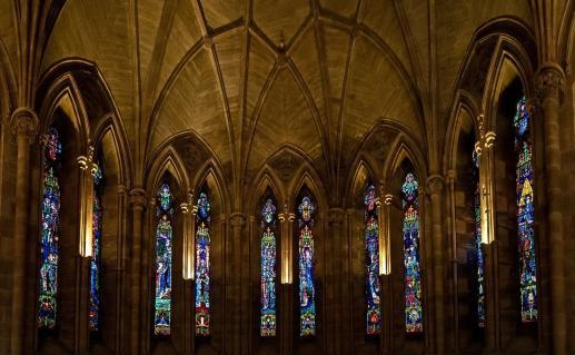 Moja gotycka parafia - foto