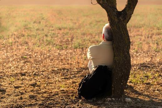 Złapałem się na myśli, że ludzie są piękni. Człowiek jest piękny.  - foto