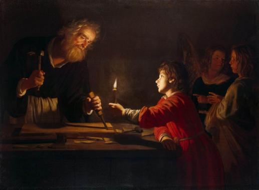 Józef marzyciel - foto