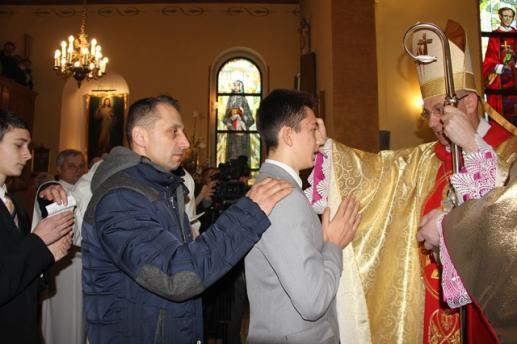 Instrukcja duszpasterska dotycząca sakramentu bierzmowania - foto