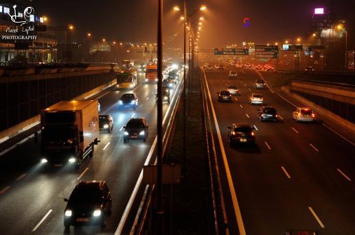 Człowiek a bezpieczeństwo w ruchu drogowym - część I - foto