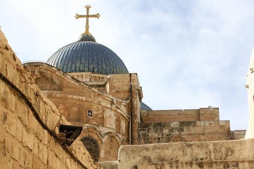 Przestrzeń liturgiczna - miejsca kultu: kościół, bazylika, katedra - foto