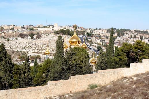 Klucz w Jerozolimie - foto