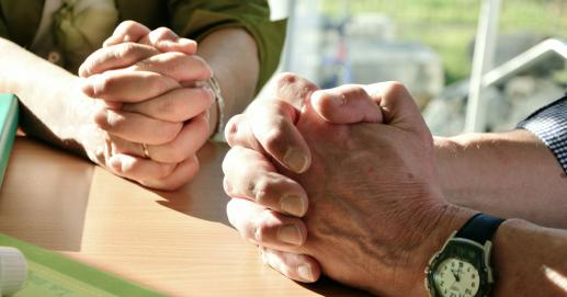 Gesty w liturgii - foto
