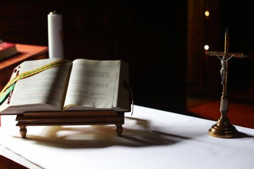 Rytuał. Wtajemniczenie chrześcijańskie - foto