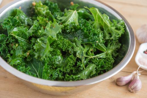 Jedz zielone - foto