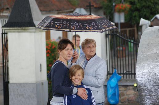 Nie ma większego dobra niż polskie matki - foto