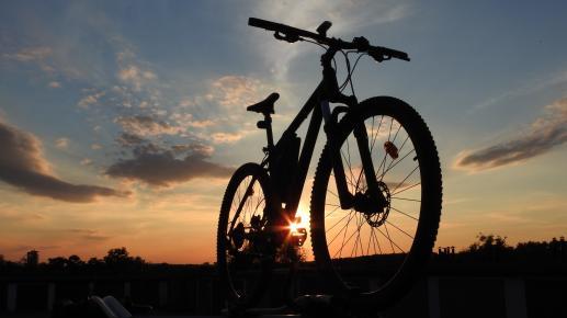 Tak jak rower - foto
