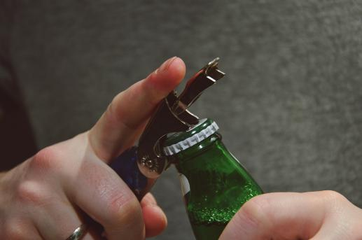 Wpływ alkoholu na metabolizm - foto