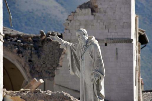 Litania do św. Benedykta - foto