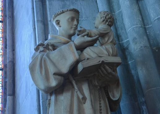 Święty Antoni z Padwy - foto