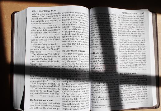 O sprzecznościach biblijnych - foto