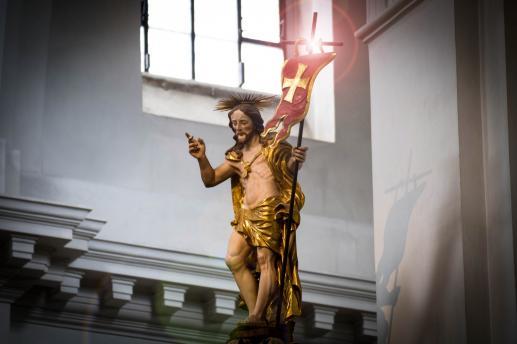 List okólny o przygotowaniu i obchodzeniu Świąt Paschalnych - foto