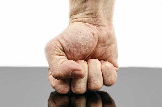 Zła nigdy nie należy zwalczać przemocą - foto