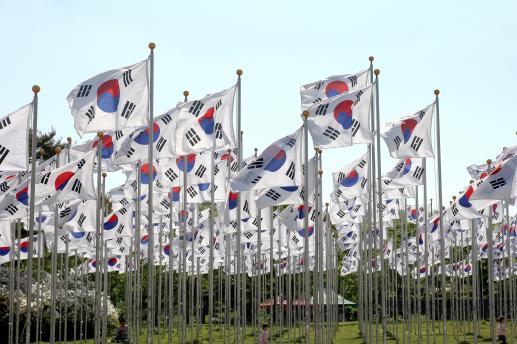 Pokój dla całego narodu koreańskiego - foto