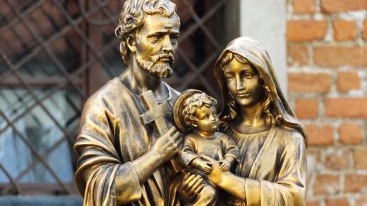 Święty Józef człowiek głębokiej wiary - foto