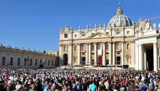 Annuario Pontificio 2017 r. - foto