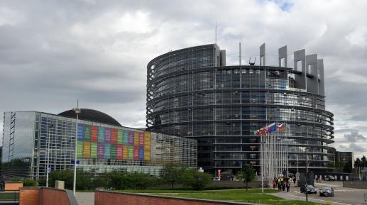 Strasburg - model islamizacji Europy - foto