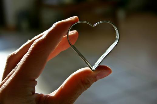 Miłość, słowa, trwanie w Bogu - foto