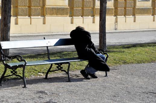 Bezdomność jak wada serca - foto