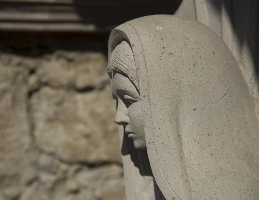 Działanie i kontemplacja u Najświętszej Marii Panny - foto
