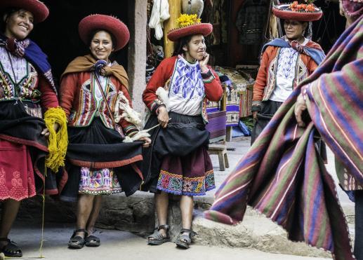 Kobiety latynoamerykańskie - foto
