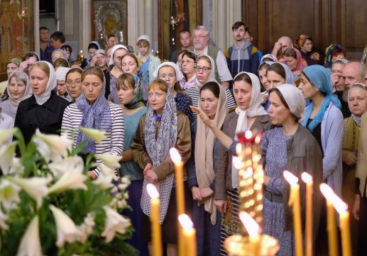 Kobiety prawosławne - foto