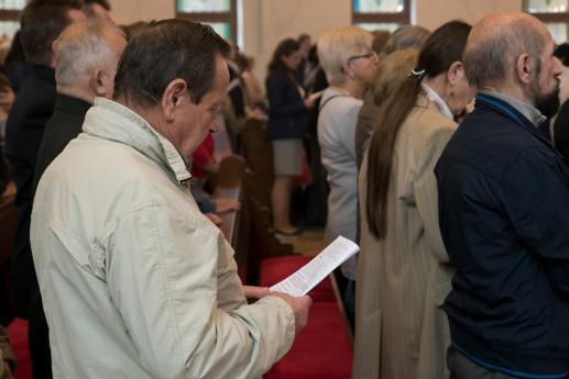 Zgromadzenie liturgiczne - foto