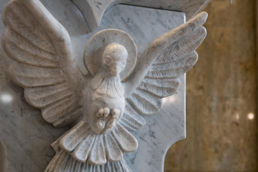 Duch Święty nas prowadzi i uświęca - foto