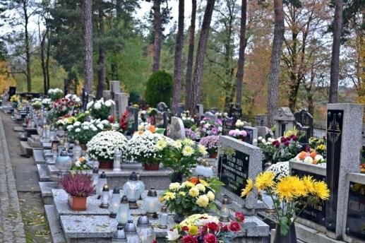 Cmentarz dowodem na nieśmiertelność - foto