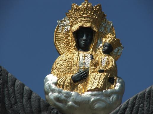 Dziennik podróży Matki Bożej - foto