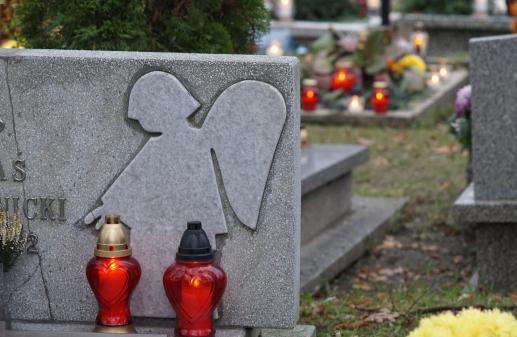 Ochrona cmentarzy - foto